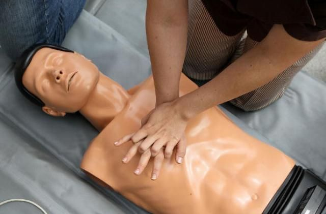 Proper Adult CPR in 6 steps