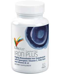 Lifeplus - Iron Plus