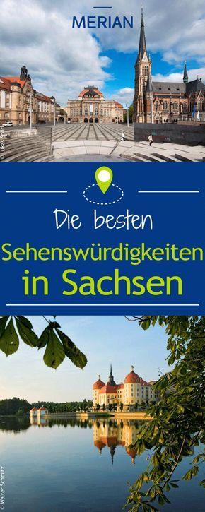 Wir haben die Top-Sehenswürdigkeiten in Leipzig, Dresden, Chemnitz, Görlitz und Co. für euch! Lasst euch im Elbsandsteingebirge und Fürst-Pückler-Park von der Natur verzaubern oder taucht in den zahlreichen Schlössern Sachsens in die geschichtsträchtige Vergangenheit der Region ein.