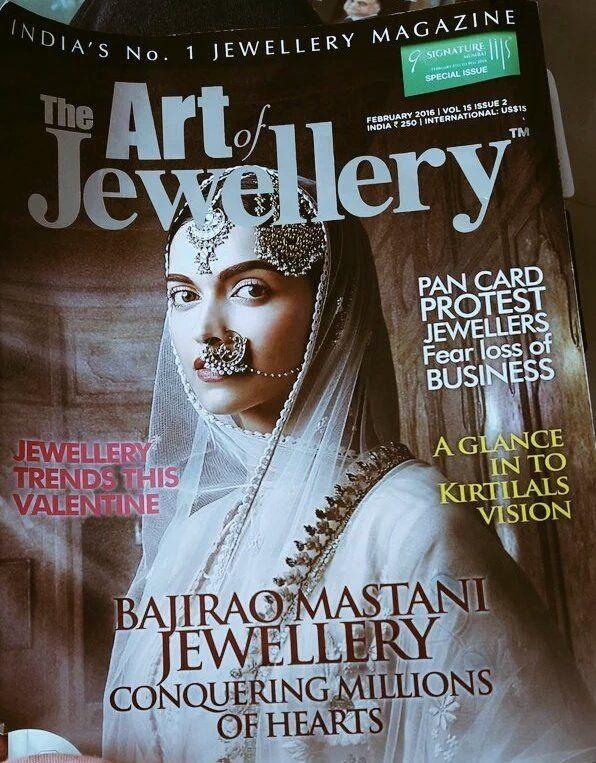 Deepika's World (@DPsBeautyWorld)   Jewelry magazine ...