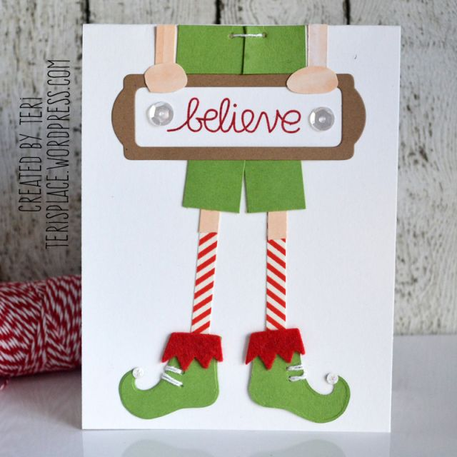 122 best images about CARDS-Christmas-Elf on Pinterest | Christmas ...