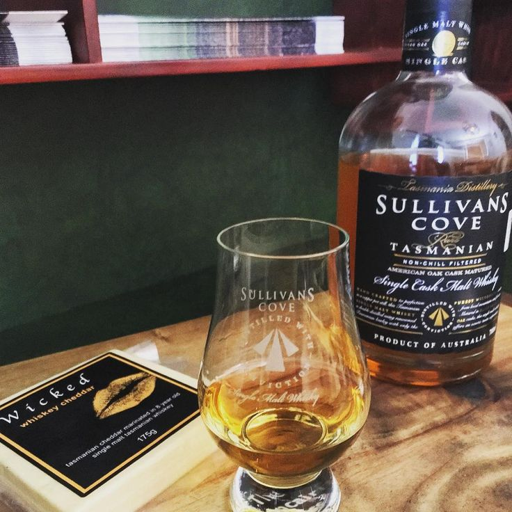 For when whisky isn't enough #whiskycheddar #sullivanscove #wickedcheese #friday #tasmanianproduce #whisssky