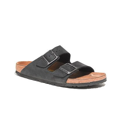 Madewell - Birkenstock® Arizona Sandals in Black