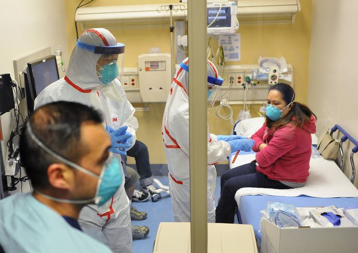 Solano County hospitals #SutterSolanoMedicalCenter, NorthBay Medical Center and Kaiser Permanente put themselves through a two-hour emergency preparedness exercise to ensure that if the Ebola virus raised its head in the county, they would be ready. Read more...