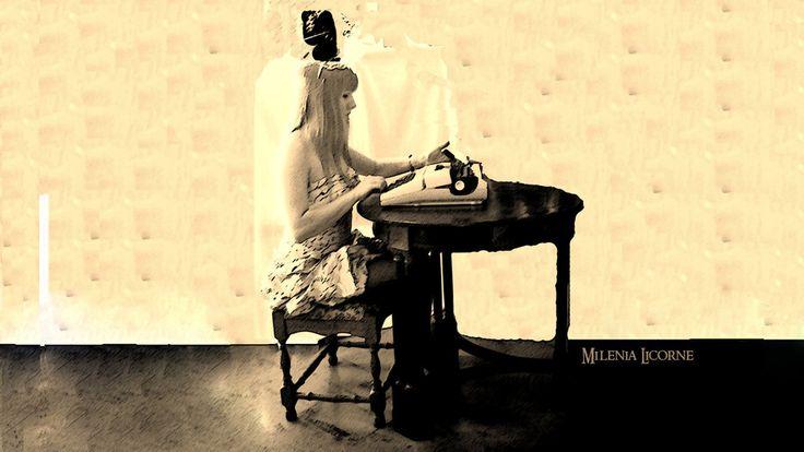 Typist by MileniaLicorne.deviantart.com on @deviantART