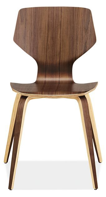 Pike Chair With Wood Base Chair Kitchen Chairs Wood