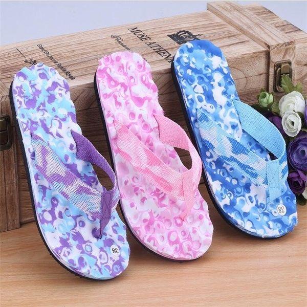 Women Summer Flip Flops Shoes Sandals