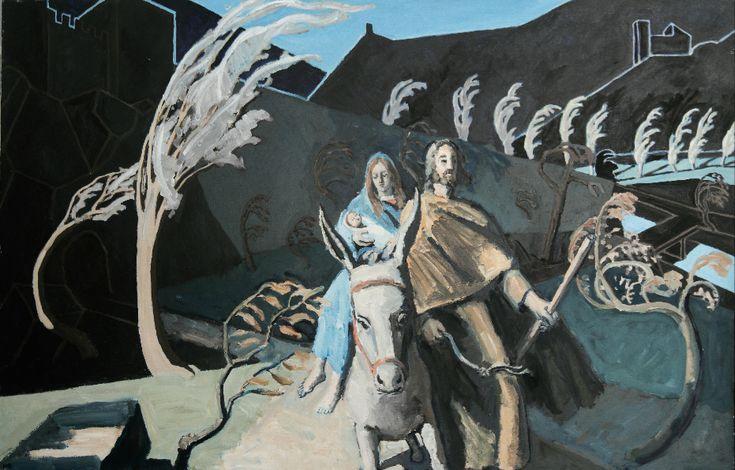 Francis Hoyland, The Flight into Egypt