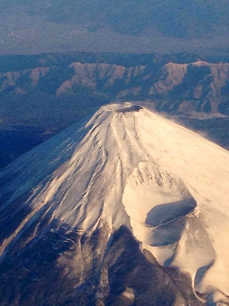 Le Mont sacré Fuji....Japon