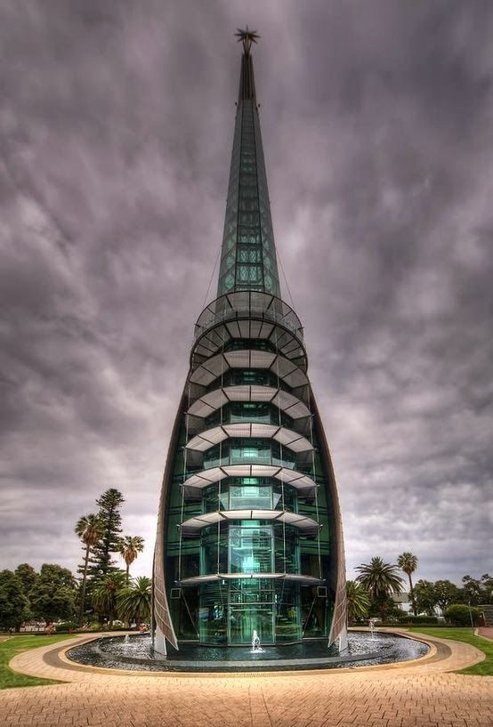 The Swan Bell Tower - Perth, Australia