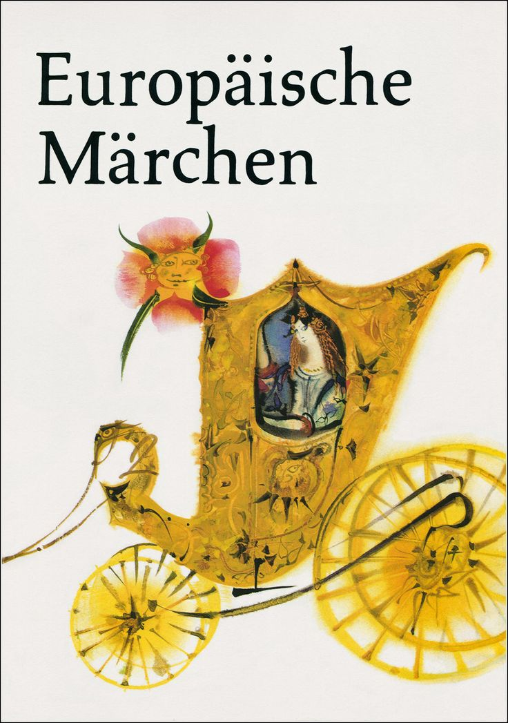 Europäische Marchen. Erausgeber von Dagmar Sekorová. Verlag Werner Dausien, Hanau, 1983. Illustriert von Mirko Hanák.