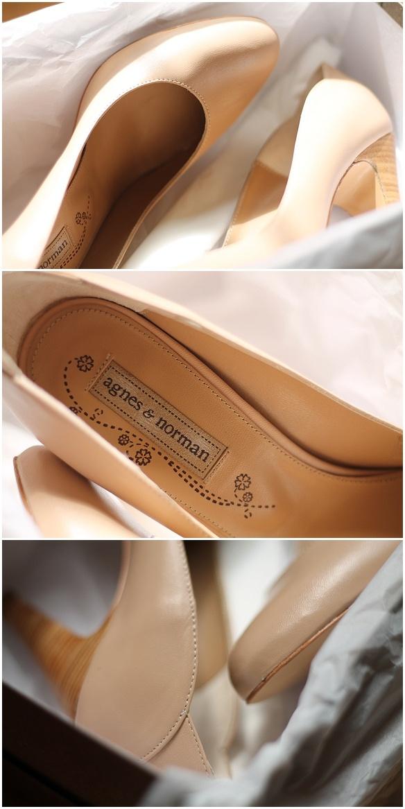 Shoe Lust ~ Gracie by Agnes & Norman