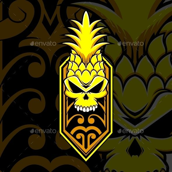 Pineapple Skull - Miscellaneous Characters