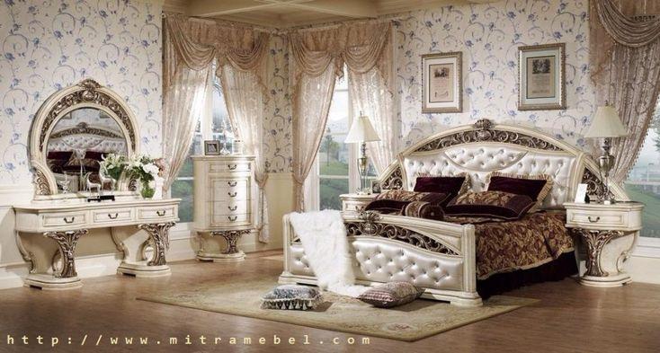 Set Kamar Tidur Mewah Model Terbaru