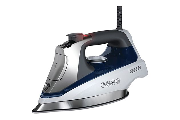 The Best Clothing Iron | The Sweethome - Site also has review of best ironing board.