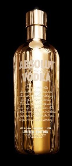 40 Absolut Vodka Bottles With Stunning Design