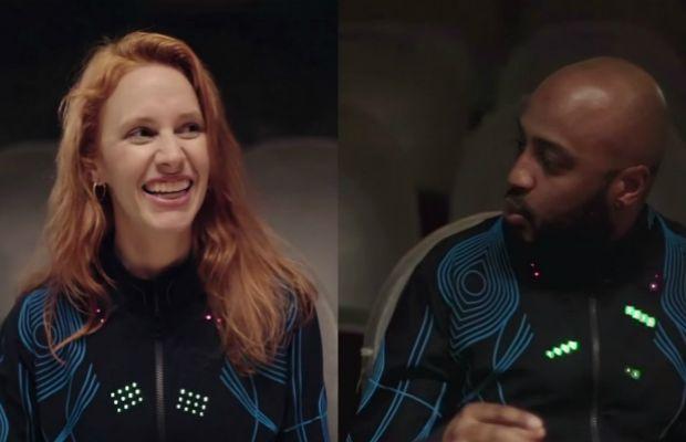 İşitme Engelli İnsanların Müziği Deneyimlemesini Sağlayan Muhteşem Bir Giyilebilir Teknoloji