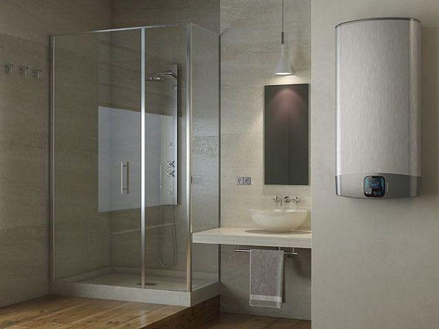 Essayer de placer un chauffe-eau électrique dans sa salle de bain est souvent un casse-tête. Sur le marché, la plupart de ces chauffe-eau sont ou trop volumineux et compliqués à placer ou ... #maisonAPart