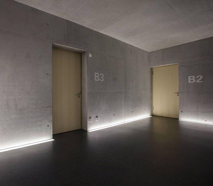 Neubau Evangelische Hochschule Freiburg - hatec Gesellschaft für Lichttechnik mbH