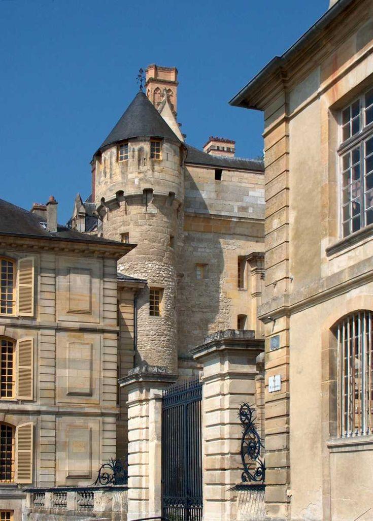 Château de La Roche-Guyon, Île-de-France