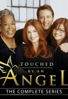 Touched by an Angel: The Complete Series DVD Film Series - Christian Film Database: CFDb