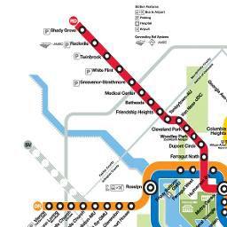 Metro - Rail - Maps - Rail/Google Map
