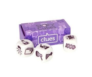 Cubos de Histórias, clues   rory's story cubes