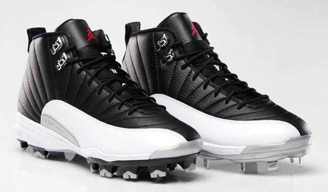 Jordan/Cleats/Molded/Retro12s/Baseball/Softball