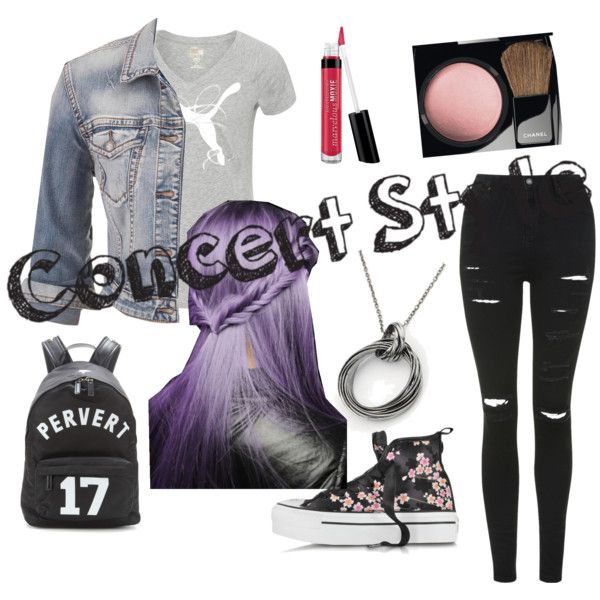 #concertstyle #rock #lovethemusic #concertfashion
