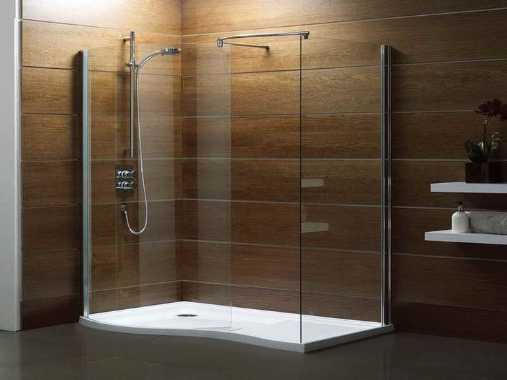 18 best steam shower kits images on pinterest - Walk in shower base kit ...