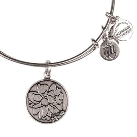 Alex and Ani Mom Expandable Wire Bangle Russian Silver- thanks Lauren Anne.....my daughter gave me my first Alex and Ani for my birthday.
