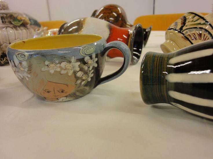 Upcycling Ceramic Mix