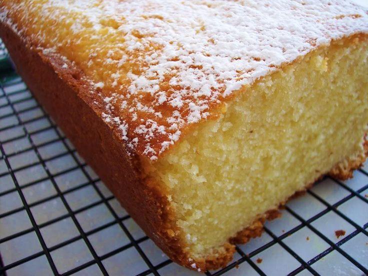 PROUD ITALIAN COOK: Ricotta Poundcake