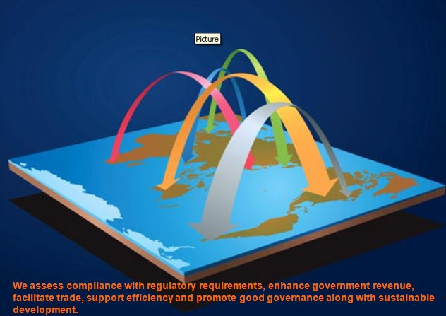 Government & Institutions Services  What do We Offer: Trade efficiency, Monitoring Solutions, and Operations are the three main categories our GIS business line focuses on.