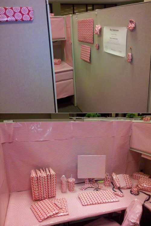 We asked for your office April Fools Day pranks, you delivered (22 Photos)