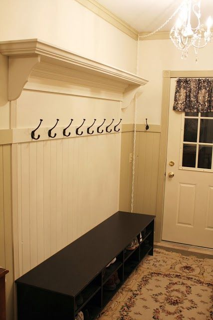 Foyer Bench Quotes : Ikea mudroom ideas on pinterest garage flooring