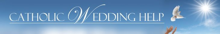 If you're having a Catholic wedding, here's your source for the best,most reliably Catholic answers to your questions. From the wedding party to the ceremony to sticky questions about non-Catholics and divorces, CatholicWeddingHelp.com can help!