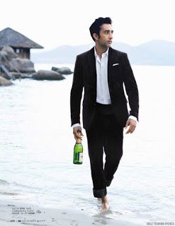 Male Fashion Trends: Rahul Khanna para GQ India Diciembre 2015