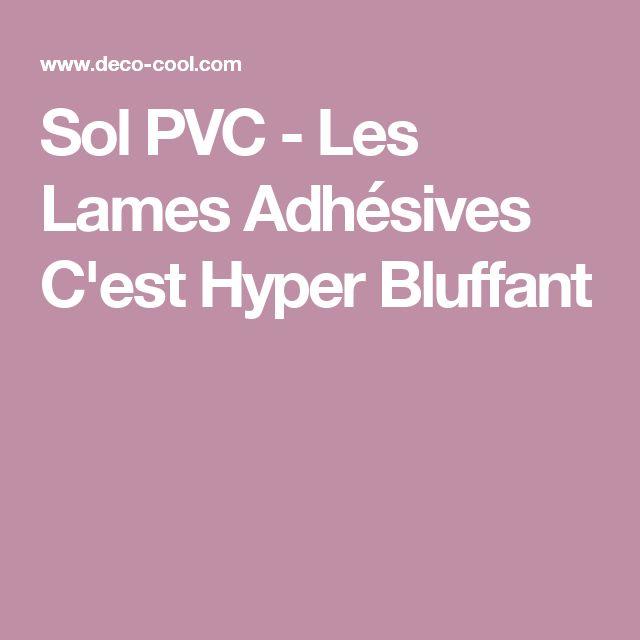 12 best Diy lames vinyles auto-adhésives pvc images on Pinterest