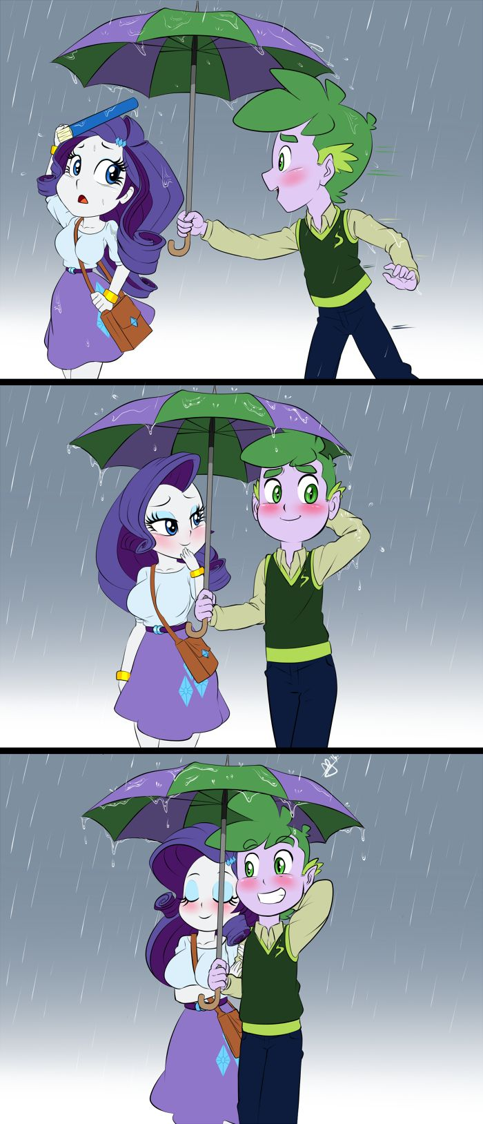 rarity and spike relationship definition
