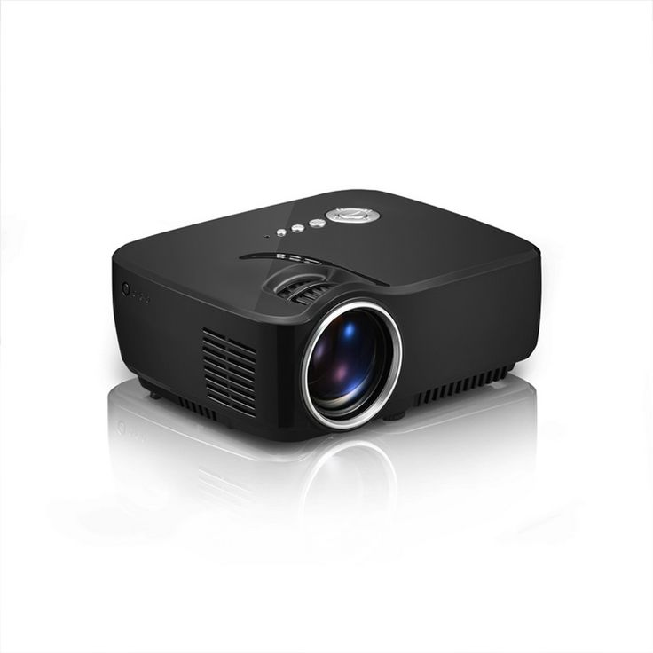 Model gp70 mini portable led projector overview 1 single for Micro projector 1080p