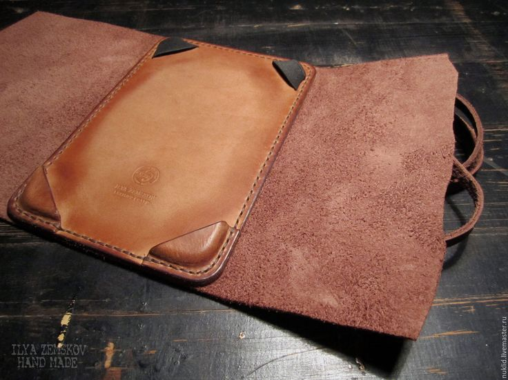 Купить Обложка для PocketBook - коричневый, покетбук, poketbook, электронная книга, ручная работа