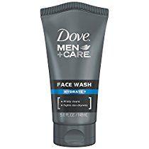 Dove Men+Care Face Wash, Hydrate+ 5 oz