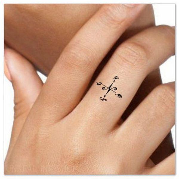 45 Wonderful Simple Tattoo Designs & ideas - Minimal is Fine