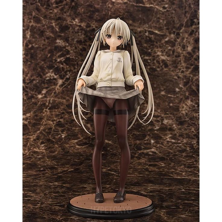 Yosuga no Sora Alphamax 1/6 Scale Figure : Sora Kasugano (School Uniform ver.) #yosuganosora #sorakasugano #figure #animefigures #hypetokyo