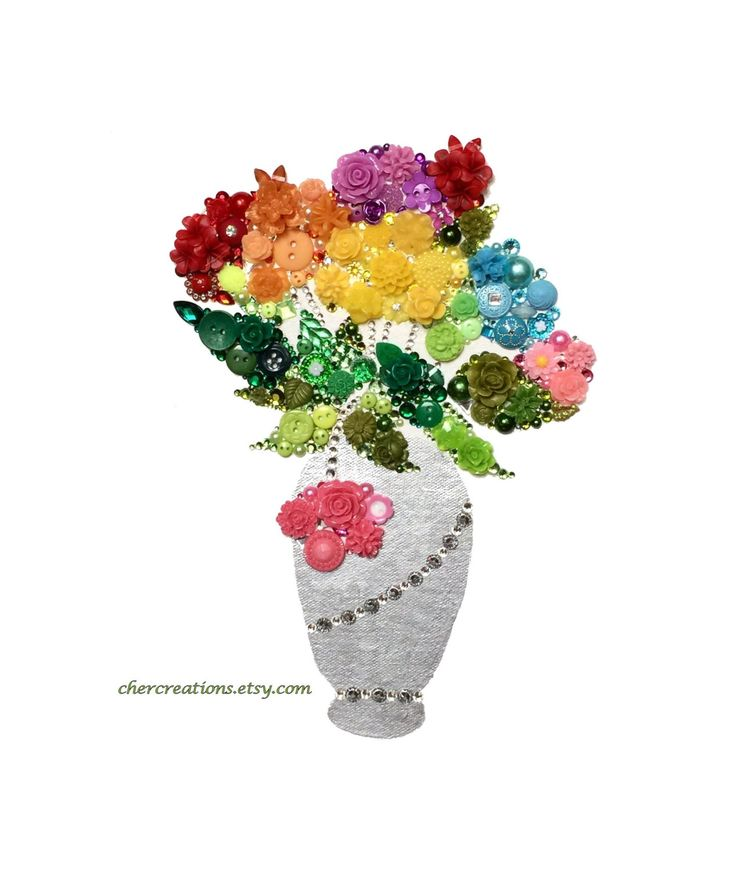 spring a vase art - photo #32