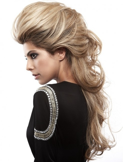 New Year Hairstyles For Long Hair : 44 best images about party & prom hair on pinterest medium