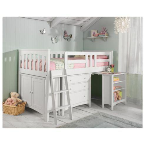 best 25 high sleeper ideas on pinterest high sleeper. Black Bedroom Furniture Sets. Home Design Ideas