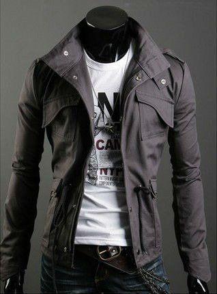 Military Style Winter Jackets - Jacket - eDealRetail - 5