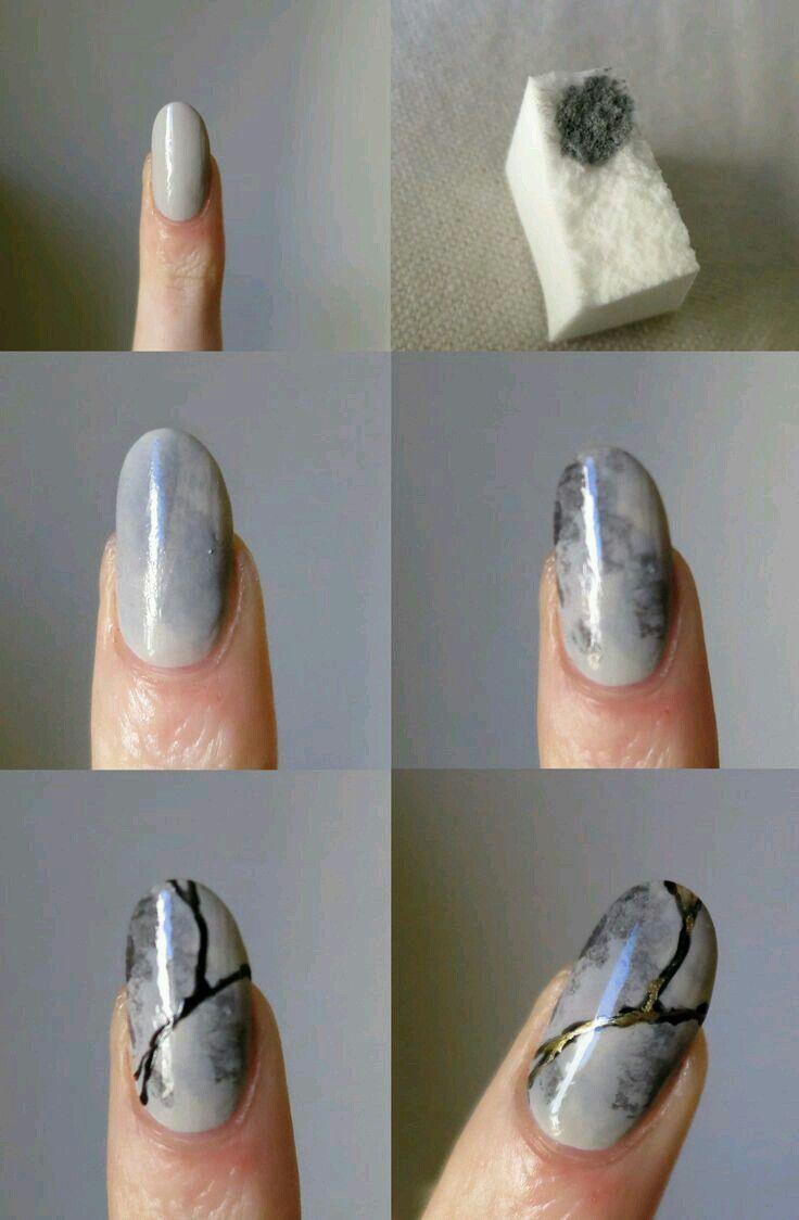 104 besten nails Bilder auf Pinterest | Nageldesign, Haar und beauty ...
